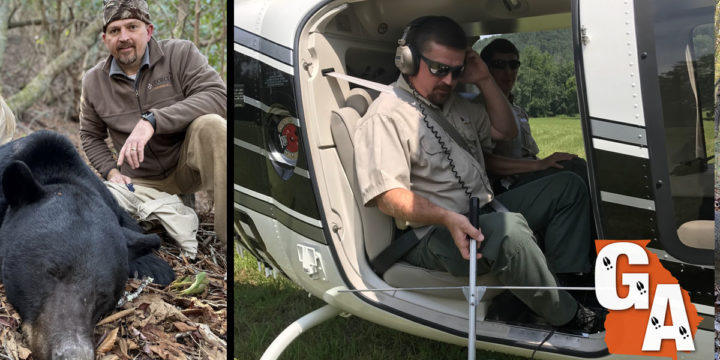 Episode 68 –  Georgia's Bear Population and Bear Hunting Opportunities With Bear Biologist Adam Hammond